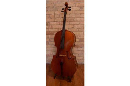 Used Calin Wulter Piatti #5 Cello