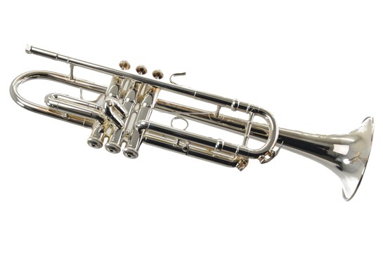 Used Cannonball 42S Artist Bb Trumpet