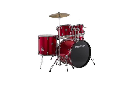 Ludwig Accent Fuse 5-Piece Drum Set