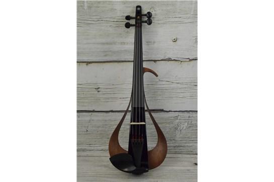 Used 2018 Yamaha YEV104BL Electric Violin - Black Finish