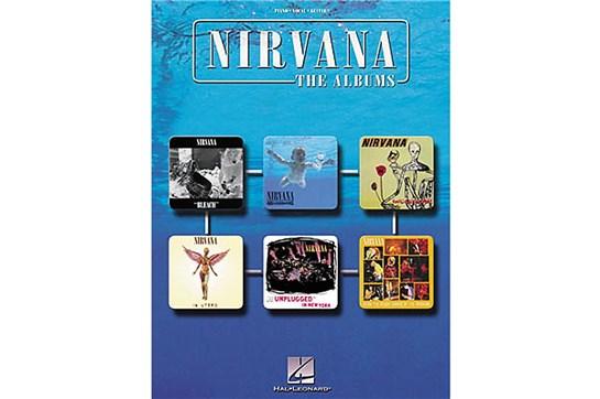 Nirvana: The Albums - Piano/Vocal/Guitar