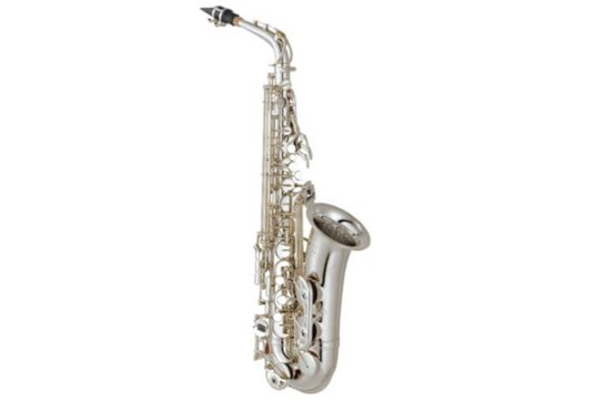Yamaha YAS-62IIIS Alto Saxophone - Silver Plated