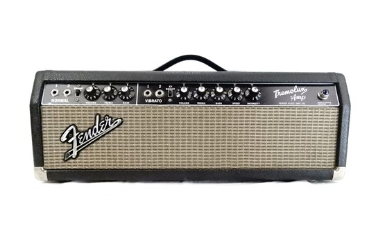 Modded Vintage '64 Fender Tremolux Head