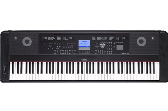 Yamaha DGX660 Basics Digital Piano Bundle