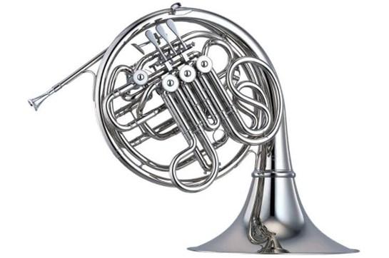 Yamaha YHR-668NDII French Horn - Nickel-Silver