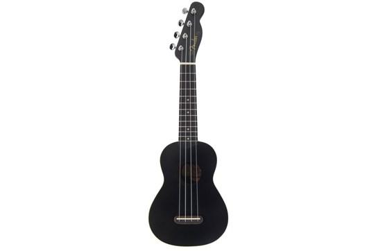 Fender Venice Soprano Ukulele (Black)