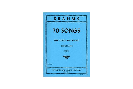 70 Songs. High. (G. & E.)