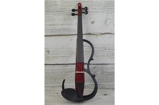 Used 2019 Yamaha Silent YSV104 Electric Violin - Red