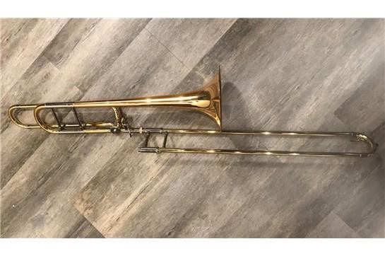 2018 Yamaha Allegro YSL548GOAL Trombone - used