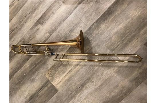 2019 Yamaha Allegro YSL548GOAL Trombone - used