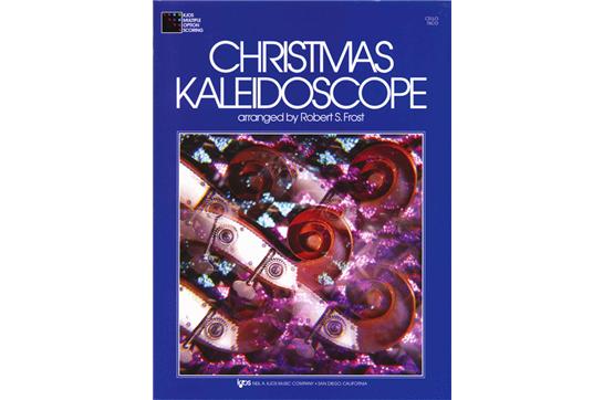 Christmas Kaleidoscope (Cello)