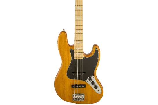 Squier Vintage Modified Jazz '77 Bass (Amber)