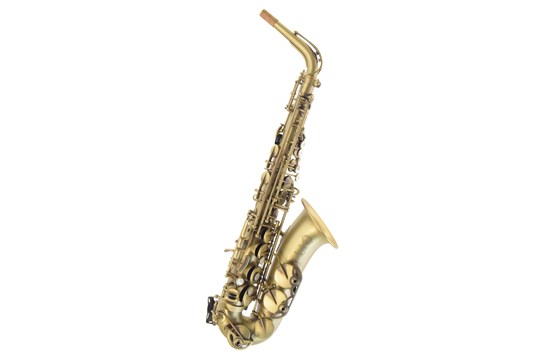 Used Selmer Reference 54 Alto Saxophone (Vintage Matte/No Engraving)