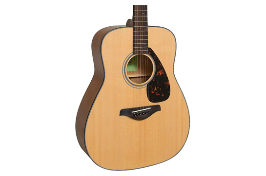 Yamaha FG800 Acoustic Folk Guitar - Natural