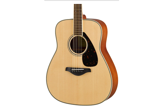 Yamaha FG820 Acoustic  Folk Guitar (Natural)