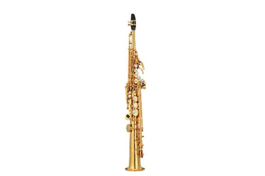 Yamaha  Custom YSS-82Z Series Professional Soprano Saxophone (Straight Neck)