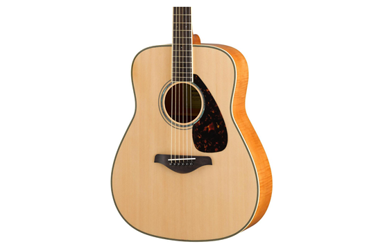 Yamaha FG840 Acoustic Folk Guitar (Natural)