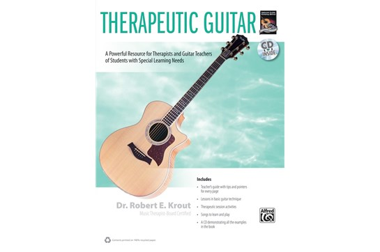 Therapeutic Guitar w/CD
