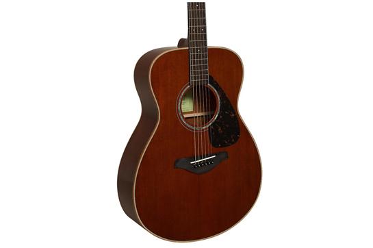 Yamaha FS850 Concert Acoustic Guitar (Natural Mahogany)