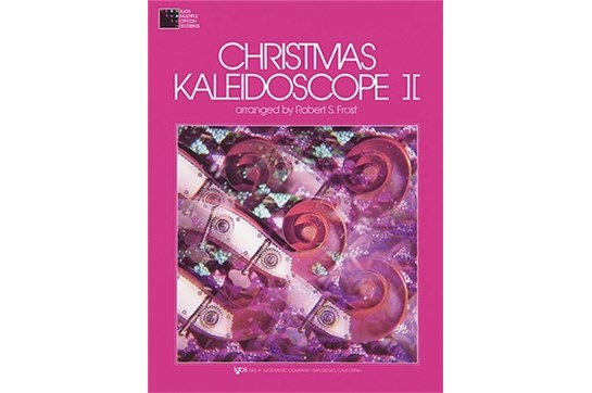 Christmas Kaleidoscope II (Violin)
