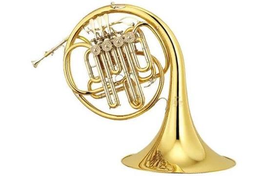 Yamaha YHR-881 French Horn - Yellow Brass