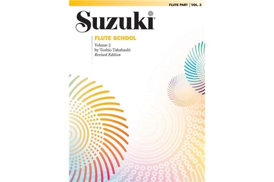 Suzuki Flute School, Volume 2 (Revised)