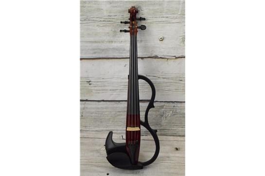 2015 Yamaha SV-200 Silent Violin 4/4 - Brown