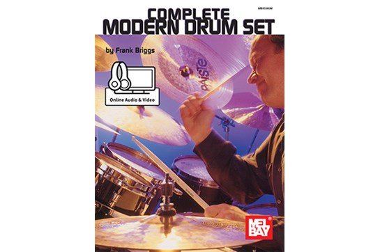 Mel Bay Complete Modern Drum Set