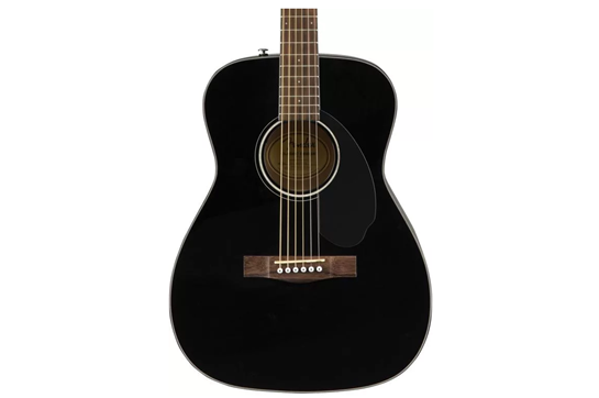 Fender CT-60S Travel Acoustic Guitar (Black)