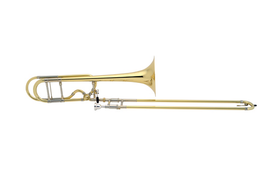 Bach Stradivarius Artisan La Rosa Series F Attachment Trombone