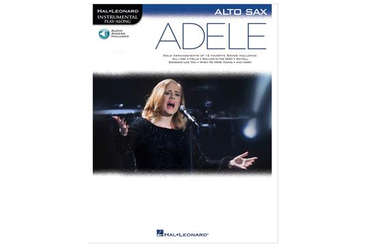 Adele (Alto Sax)