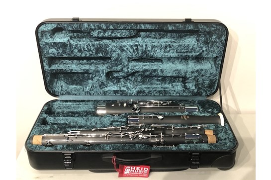 Used 2019 Accent BN590R ABS Student Bassoon