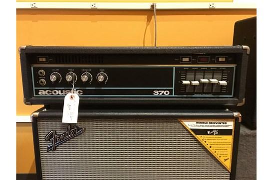 Vintage Acoustic 370 Head