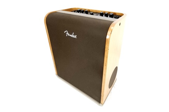 Fender Acoustic SFX 160W Acoustic Guitar Stereo Amp