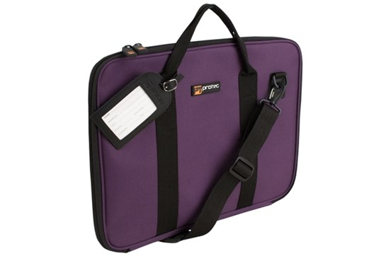 Protec Portfolio Bag for Music (Purple)