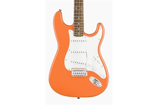 Squier Affinity Stratocaster by Fender (Competition Orange)