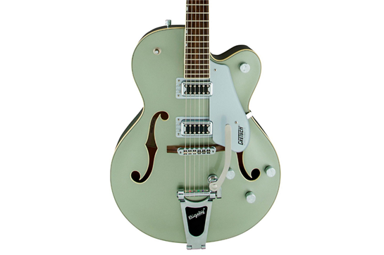 Gretsch G5420T Electromatic Hollowbody Electric Guitar  (Aspen Green)