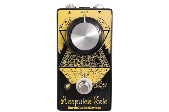 EarthQuaker Devices Acapulco Gold Distortion Pedal V2