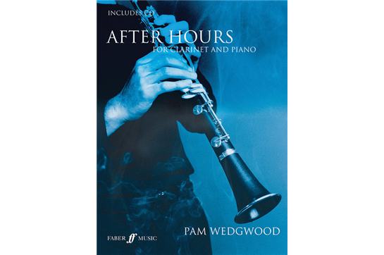 After Hours for Clarinet and Piano Book and CD