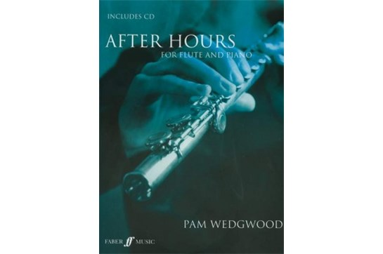 After Hours for Flute and Piano Book and CD