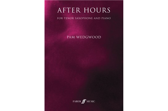 After Hours for Tenor Sax and Piano Book and CD