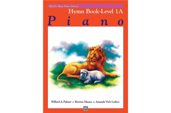 Alfred's Basic Piano Library: Hymn Book 1A