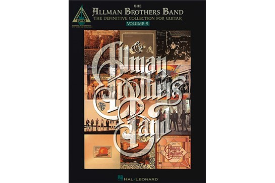 Allman Brothers Band - Definitive Guitar Collection 2