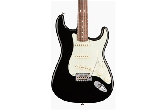 Fender American Professional Stratocaster (Black - Rosewood Neck)