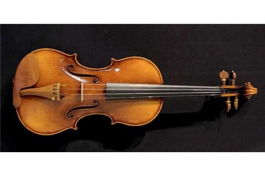 Used 4/4 Amati Ming-Jiang Zhu AAA Violin