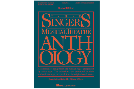The Singer's Musical Theatre Anthology Volume 1, Revised - Mezzo-Soprano/Belter