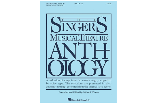 The Singer's Musical Theatre Anthology Volume 2 - Tenor