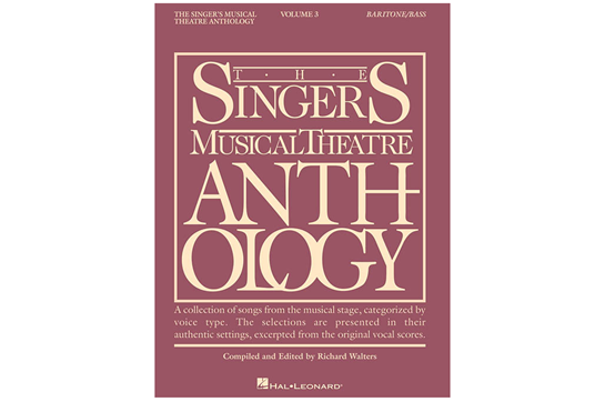 The Singer's Musical Theatre Anthology Volume 3 - Baritone/Bass (132A7)