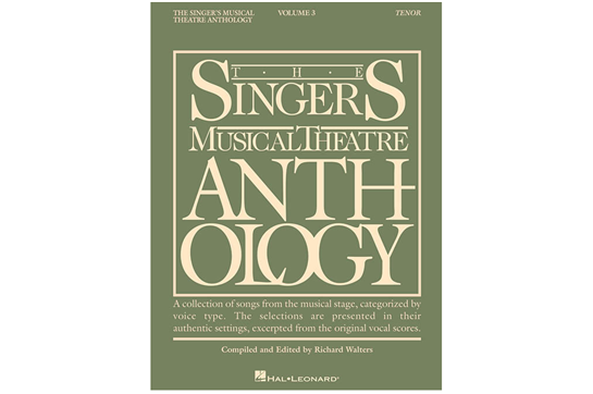 The Singer's Musical Theatre Anthology Volume 3 - Tenor