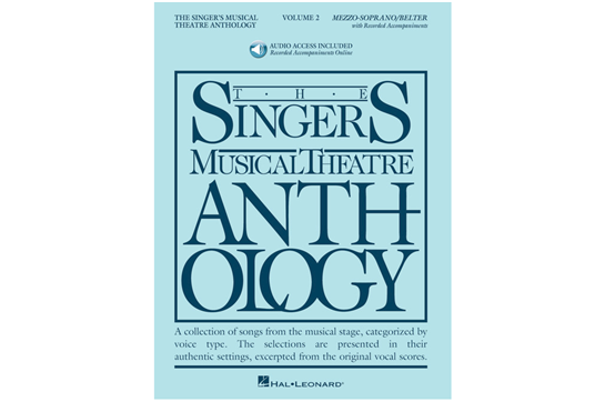 The Singer's Musical Theatre Anthology Volume 2 - Mezzo-Soprano/Belter (Online Audio)